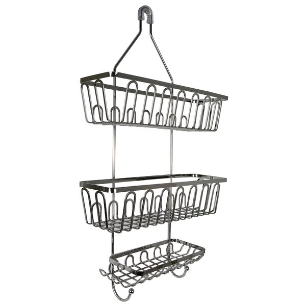 Watson Metal Hanging Shower Caddy by R&K Bath