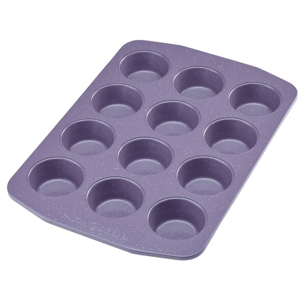12 Cup Non-Stick Muffin Pan by Paula Deen