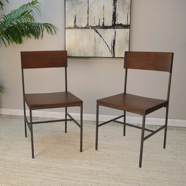 Perao Dining Chair (Set of 2) by Williston Forge
