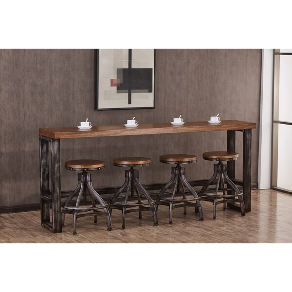 Wellman Pub Table Set by Williston Forge