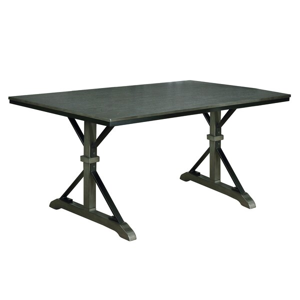 Palou Dining Table by Gracie Oaks