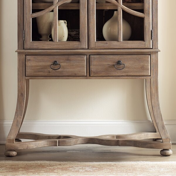 Corsica China Cabinet Base by Hooker Furniture