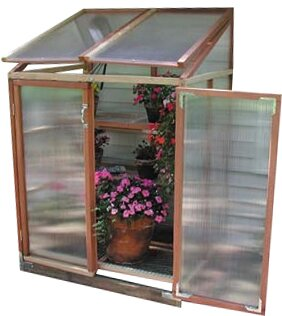 4 Ft. W x 3 Ft. D Growing Rack by Sunshine Gardenhouse