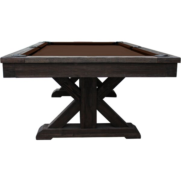 Brazos River Weathered 8' Slate Pool Table by Playcraft Playcraft