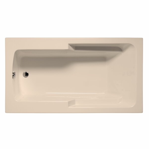 Coronado 60 x 32 Whirlpool and Air Jet Bathtub by Malibu Home Inc.