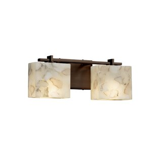 Best Review Conovan 2-Light Vanity Light By Rosecliff Heights