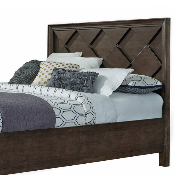 Francena Panel Headboard by Bloomsbury Market