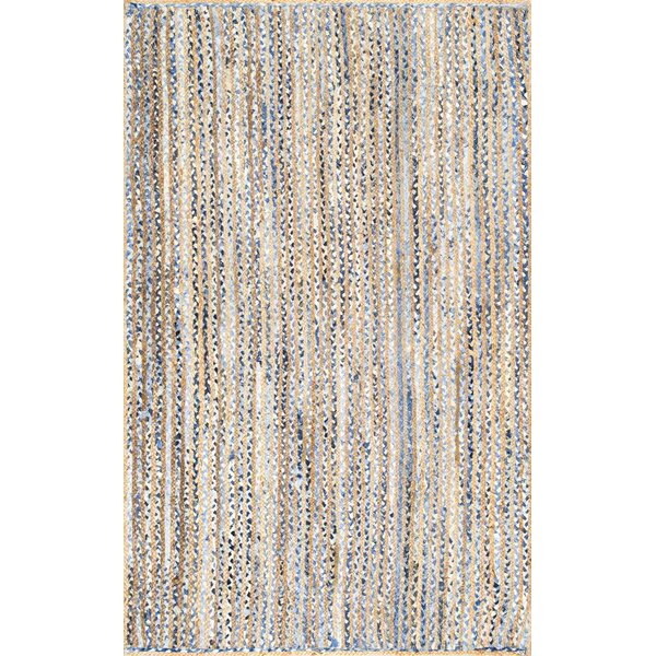 Arbury Beige Area Rug by Beachcrest Home