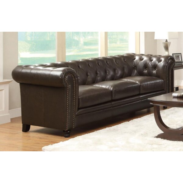 Desidéria Chesterfield Sofa by Darby Home Co