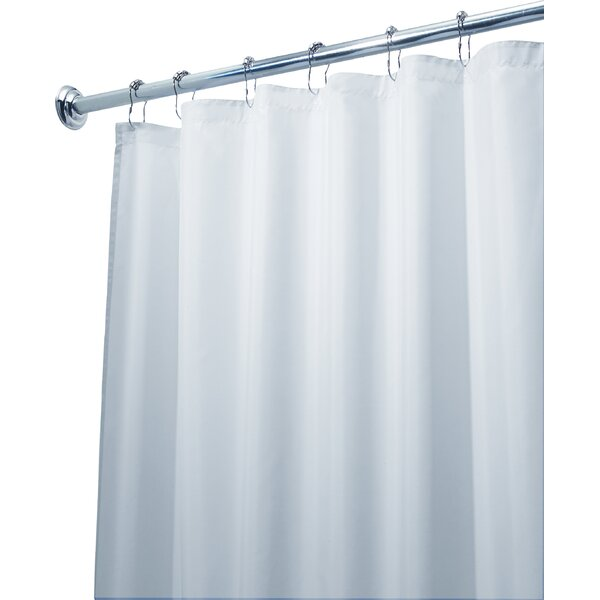 Waterproof Stall Shower Curtain by Symple Stuff