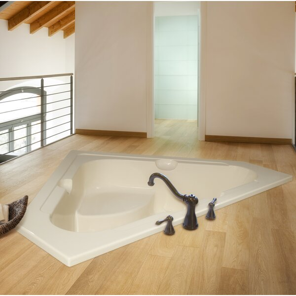 Designer Whitney 62 x 62 Air Tub by Hydro Systems