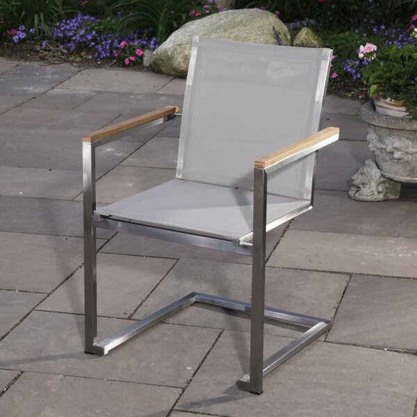 Bali Stacking Patio Dining Chair by Madbury Road