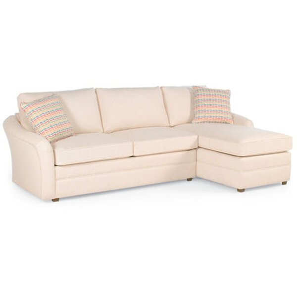 Sectional With Chaise By Braxton Culler
