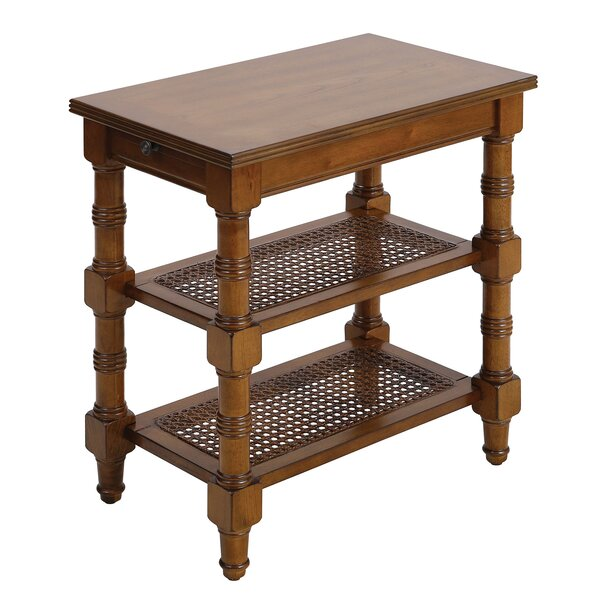 Timothy End Table By Rosalind Wheeler