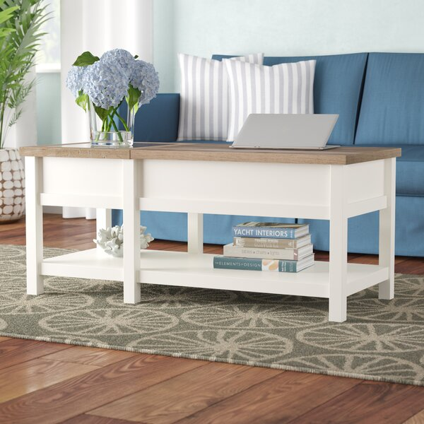 Myrasol Lift Top Coffee Table by Highland Dunes