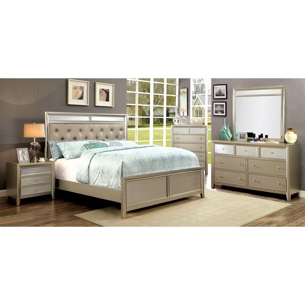 Garret Panel Configurable Bedroom Set by Rosdorf Park