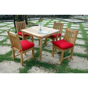 South Bay 5 Piece Dining Set By Anderson Teak