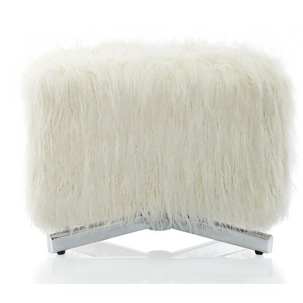 Estelle Ottoman By CosmoLiving By Cosmopolitan