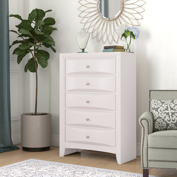 Braymer 5 Drawer Chest by Ebern Designs