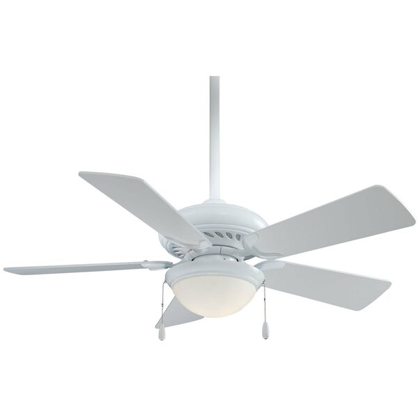 44 Supra 5 Blade LED Ceiling Fan by Minka Aire