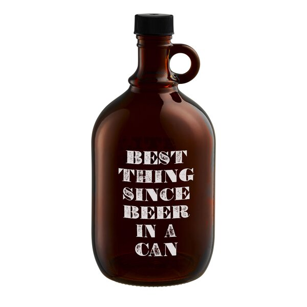 Barkeep Best Thing Since Beer Growler by Artland