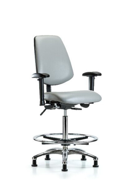 Fleur Ergonomic Office Chair by Symple Stuff