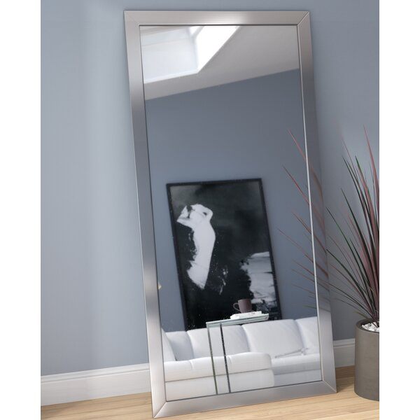 Handcrafted Rectangle Wall Mirror by Wade Logan