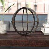 Metal Garden Orb Sphere Wayfair