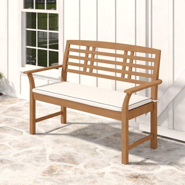 Calila Teak Garden Bench by Birch Lane Heritage Birch Lane™ Heritage