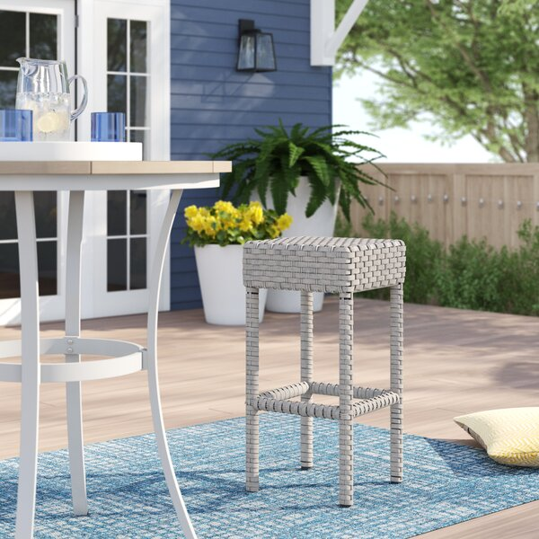 Rochford 30-inch Patio Bar Stool (Set of 2) by Sol 72 Outdoor Sol 72 Outdoor