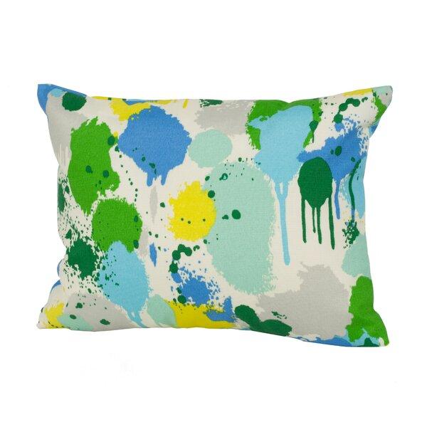 Neddick ndoor/Outdoor Lumbar Pillow