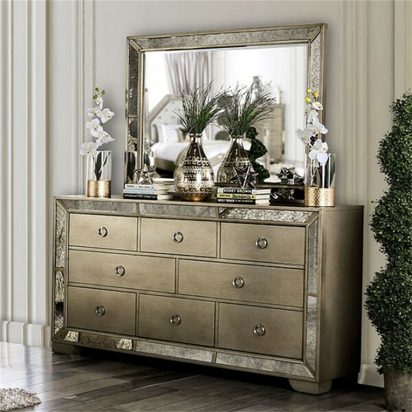 Weekes 8 Drawer Dresser by Rosdorf Park