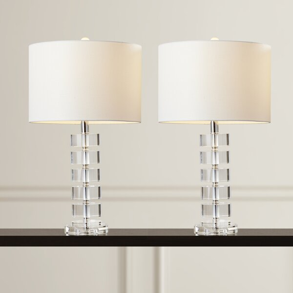 Powers 25 Table Lamp (Set of 2) by Willa Arlo Interiors