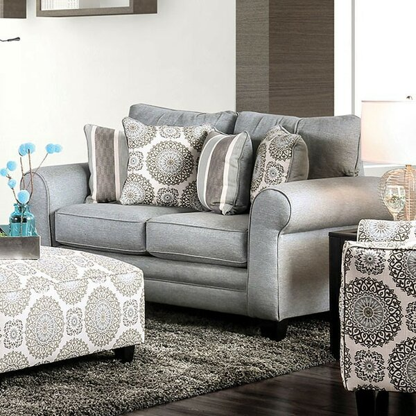 Harlow Loveseat By Darby Home Co Wonderful