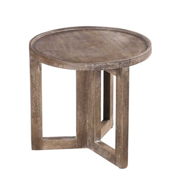 Borup End Table by Union Rustic