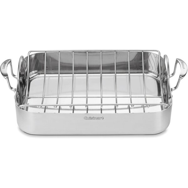 MultiClad Pro 3-Ply Roasting Pan by Cuisinart| @ $180.00