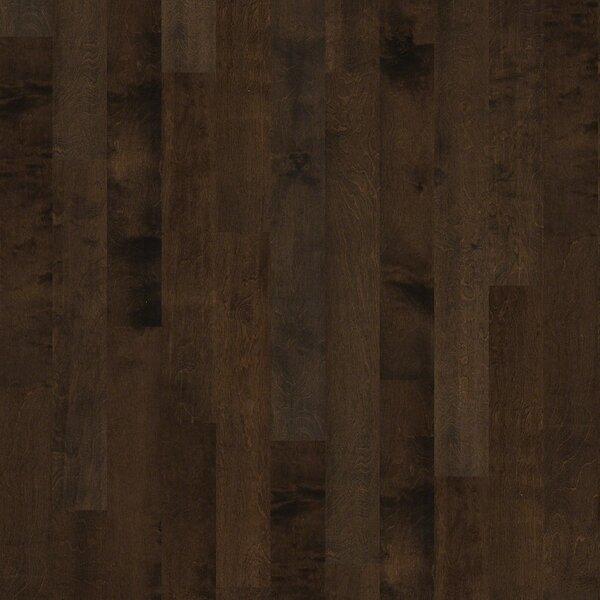 Whispering 5 Engineered Birch Hardwood Flooring in Morton by Shaw Floors