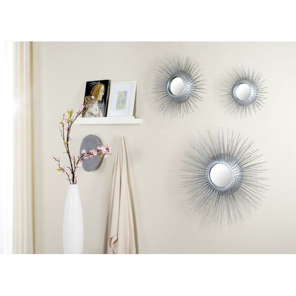 3 Piece Mirror Set by Willa Arlo Interiors