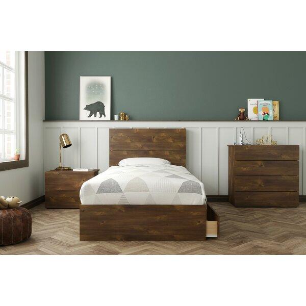 Eilene Twin Platform 4 Piece Bedroom Set by Latitude Run