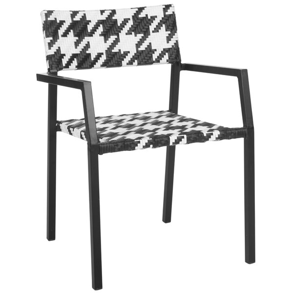 Patio Halden Arm Chair (Set of 2) by Safavieh