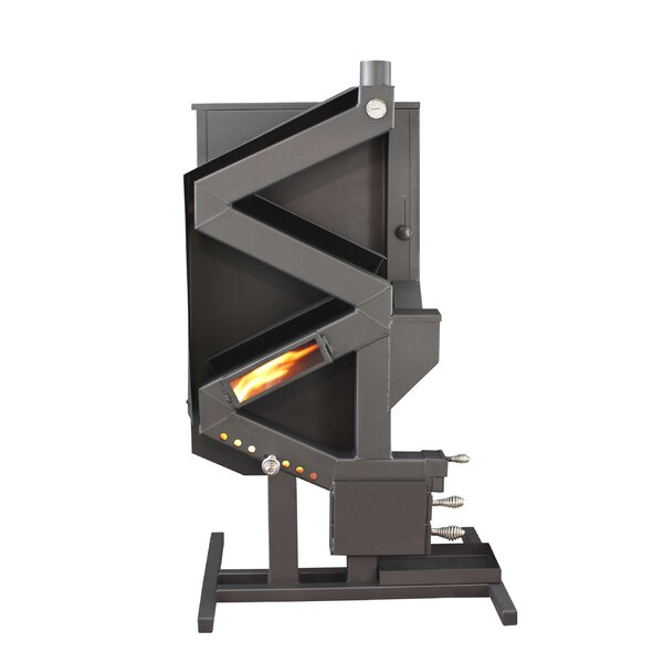 Wiseway 2,000 sq. ft. Direct Vent Pellet Stove by United States Stove Company