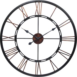 Beau Wall Clocks Youu0027ll Love | Wayfair