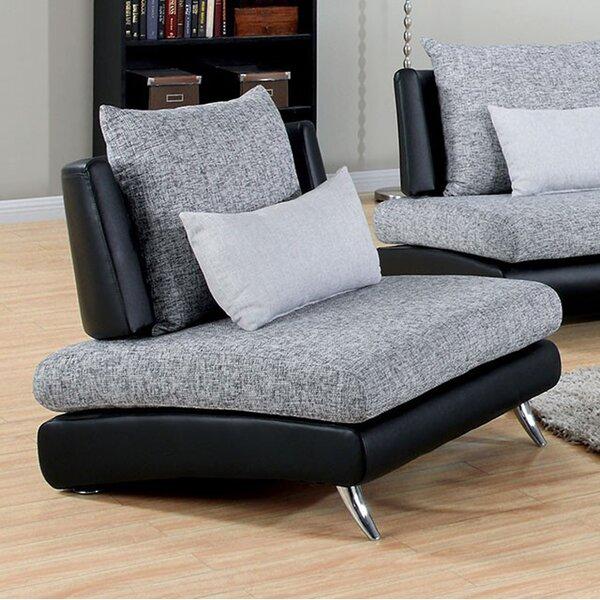 Melway Slipper Chair by Orren Ellis