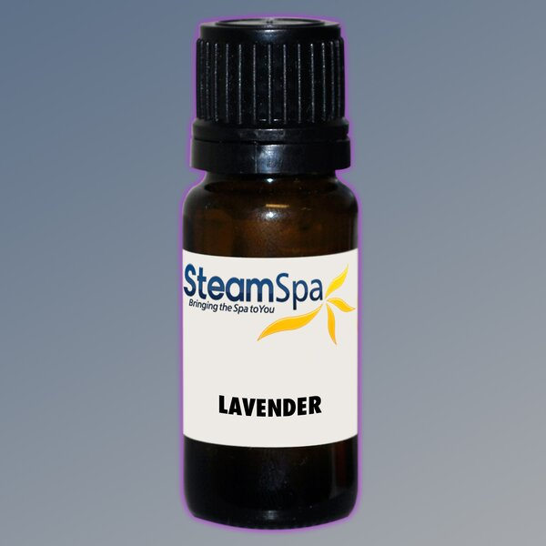 10ml Lavender Essential Oil by Steam Spa