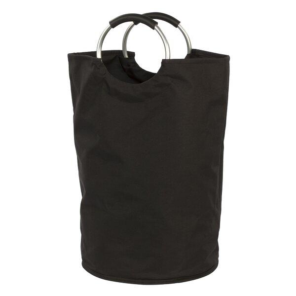 Carlie Bag Laundry Hamper by Rebrilliant