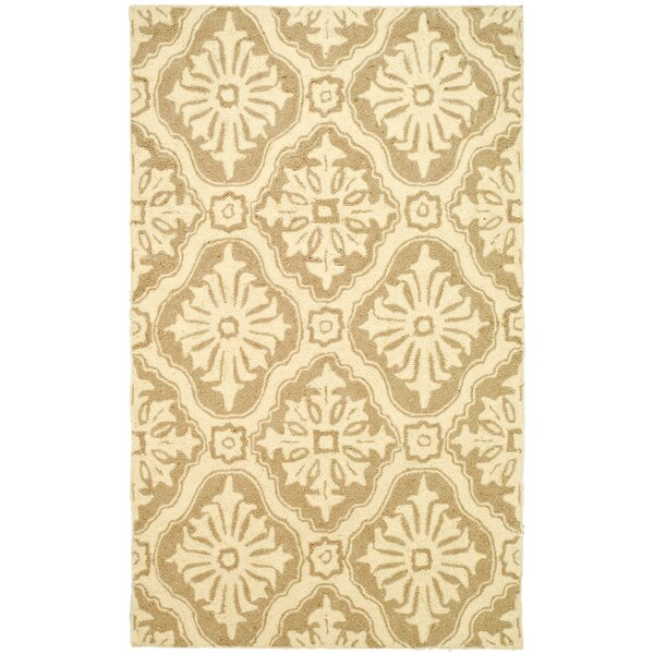DuraRug Creme Area Rug by Safavieh