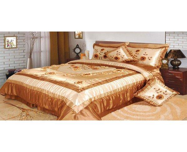 Ladue 5 Piece Comforter Set by August Grove