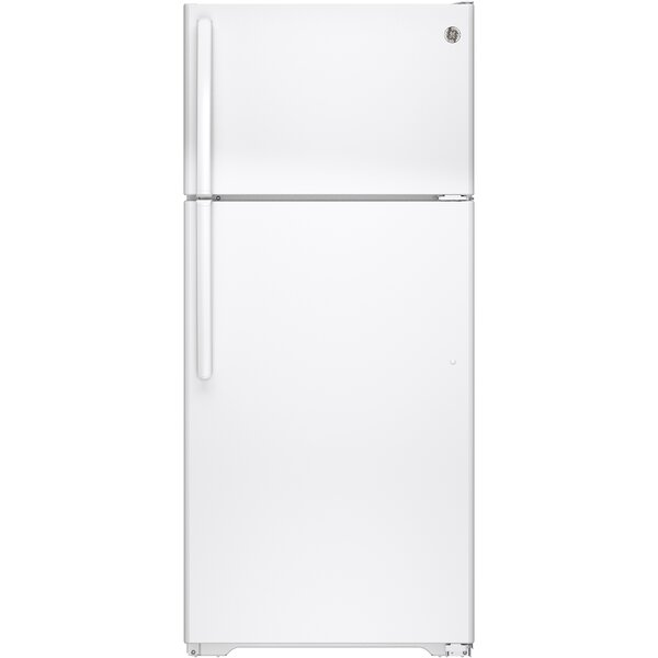 15.5 cu. ft. Top Freezer Refrigerator by GE Applia