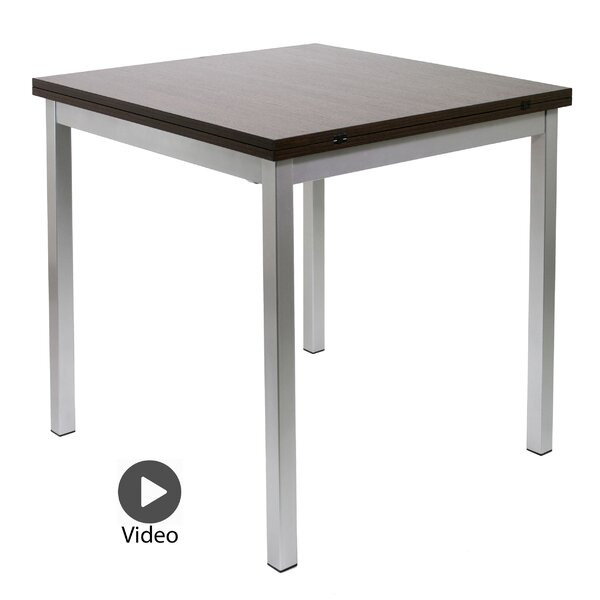 Versatile Slide Extendable Dining Table by CORNER HOUSEWARES