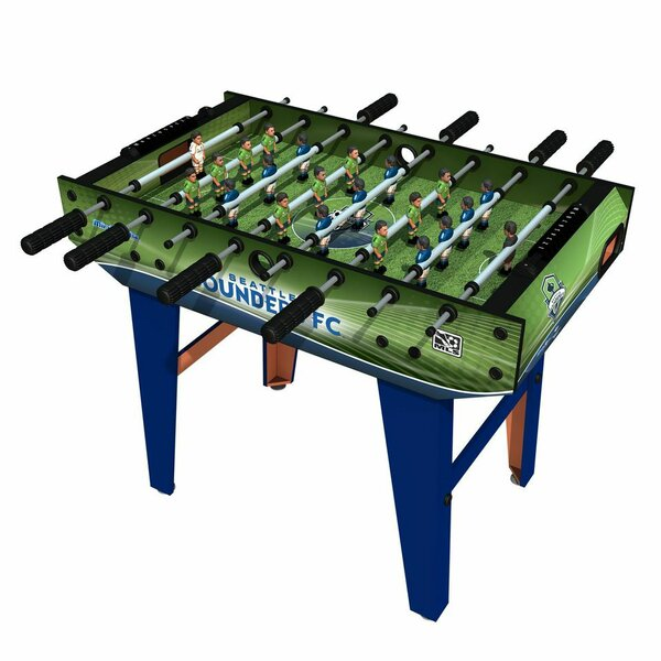 Seattle Sounders Foosball Table by Minigoals